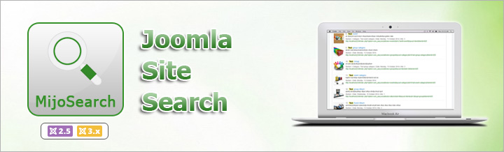 MijoSearch 2.1 is out, Caching System