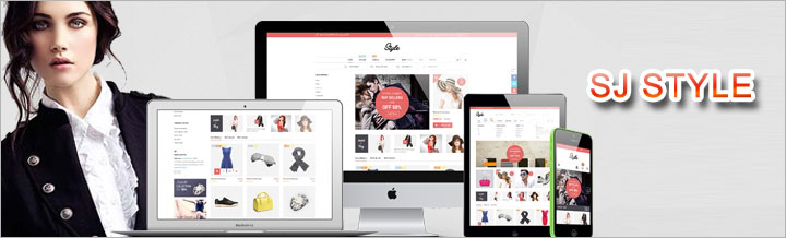 SJ Style, new Joomla template for MijoShop